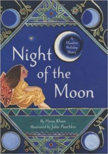 Night of the Moon is a book about Muslim Holidays