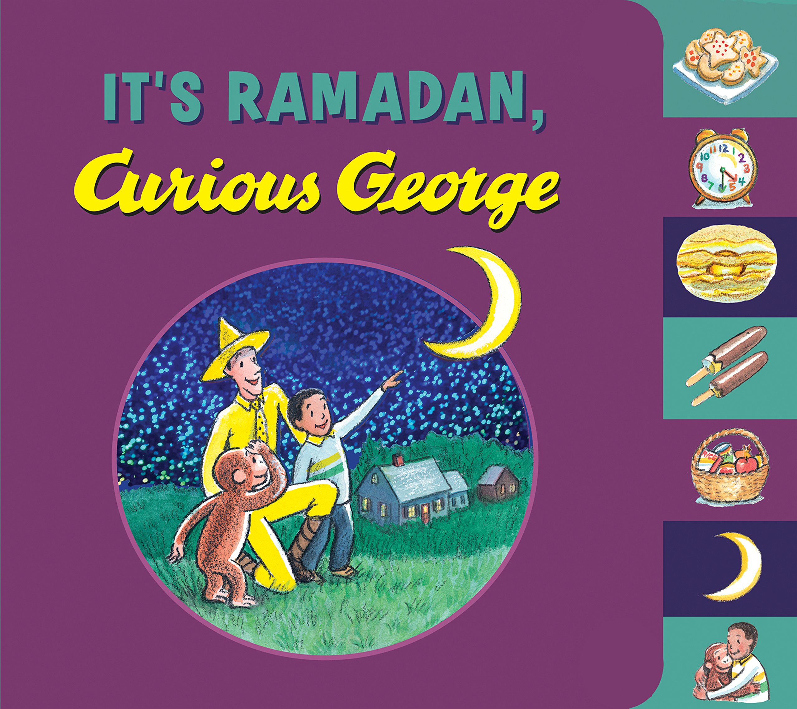 Curious George celebrates Muslim holidays