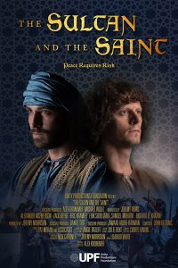 The sultan and the saint documentary poster